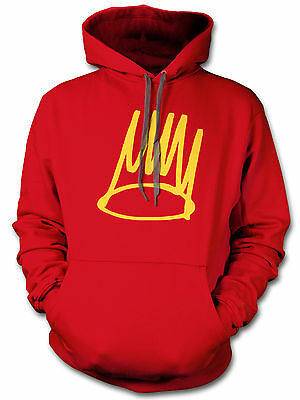 Nike X Tde Hoodie(Red)