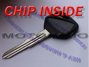 Details about HONDA HISS KEY transponder key immobiliser key BLANK