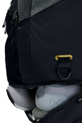 Under Armour Hustle 4.0 Backpack School Bag Mens Backpack NEW 1342651 Authentic