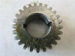 New-Boston-Gear-GA-25-Gear-with-25-Teeth-5-8-034-Bore-D-23