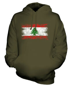 LEBANON-DISTRESSED-FLAG-UNISEX-HOODIE-TOP-LUBNAN-FOOTBALL-LEBANESE-GIFT