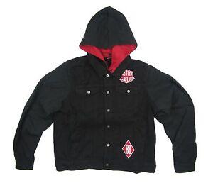 Motley-Crue-81-Twofer-Denim-Vest-Sweatshirt-Hoodie-New-Official