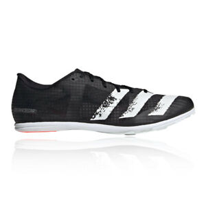 Adidas-Homme-distancestar-Running-Spikes-Traction-Noir-Sport-Respirant