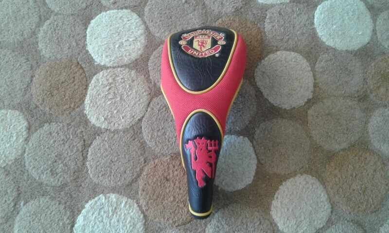 Manchester united MUFC golf driver club cover for sale