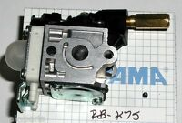 Rb-k75 Zama Carburetor Kit Compatible Wtih Echo A02100740