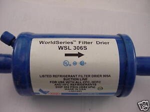 """Virginia Filter Drier WSL 306S  3/4"""" Solder Sweat Dryer  Ships on the Same Day"""