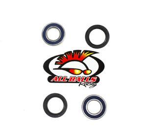 Honda CR250R CR 250 R 1995-2007 All Balls Front Wheel /& Bearings Seal Kit