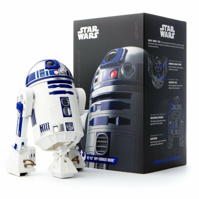Star Wars Sphero R2-D2 App enabled Droid UK Spec-  Boxed and sealed