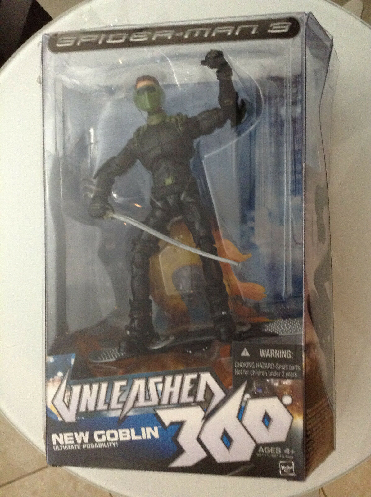 Spider-Man 3 Unleashed 360 Nuevo Duende Ultimate posability 8  Deluxe Figura ahora 1