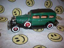 1932 Cadillac Series 355 B Fleetwood Town Sedan National Motor Museum Mint 1:32
