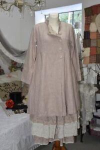 Ours Khadi Les Rose Coat Simon Mantel z6xHpq