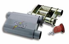 Flowtech 50552flt Flowtech Warlock Bypass Racing Muffler