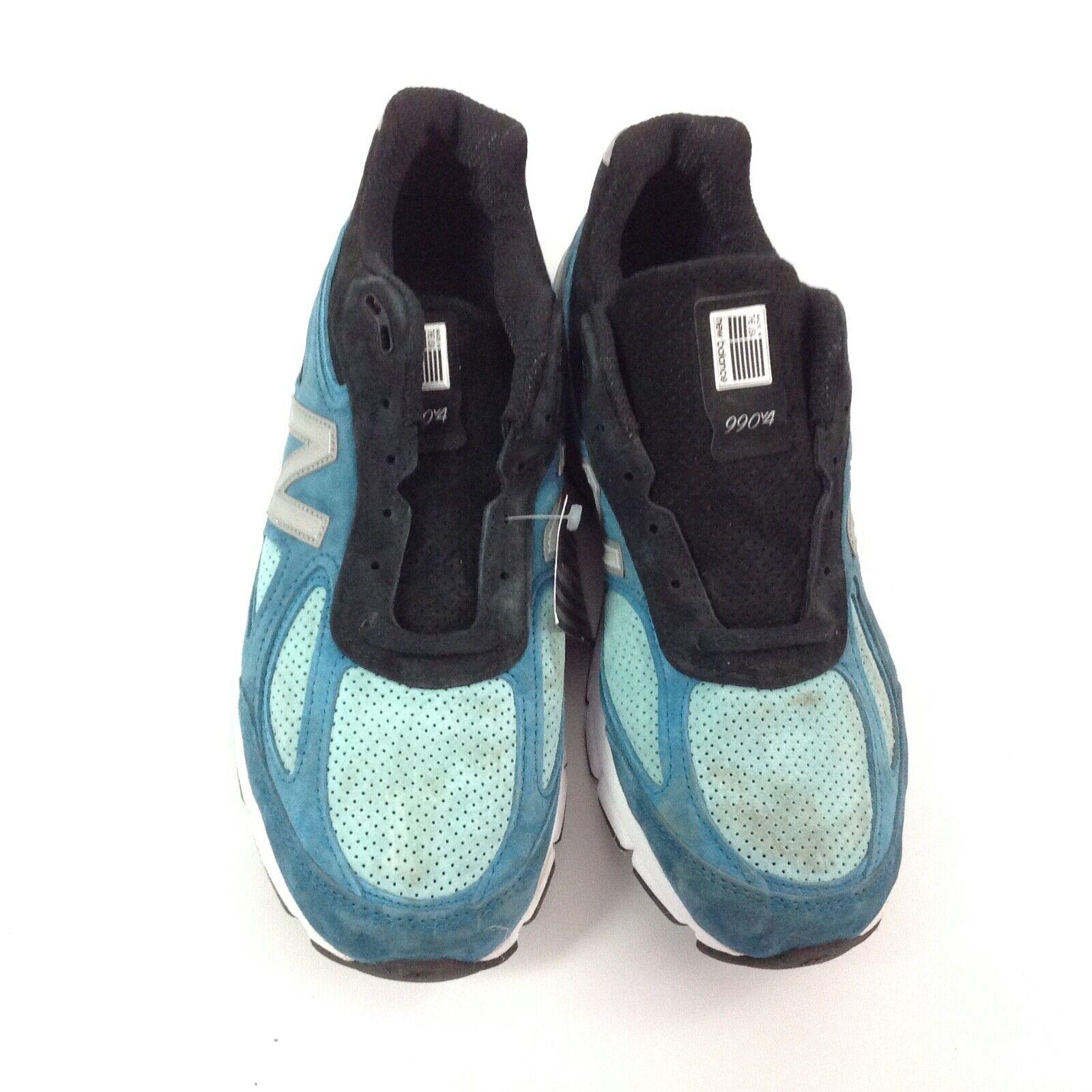 New Balance 990v4 990v4 990v4 Athletic scarpe Made In USA M990DM4 Moroccan blu Uomo Dimensione 13 84d8aa