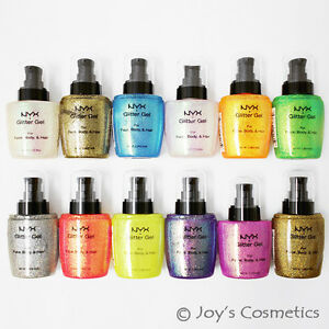 1-NYX-Body-Glitter-Gel-034-Pick-Your-1-Color-034-Joy-039-s-cosmetics