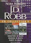 J. D. Robb CD Collection 5: Seduction in Death, Reunion in Death, Purity in Death by J D Robb (CD-Audio, 2012)