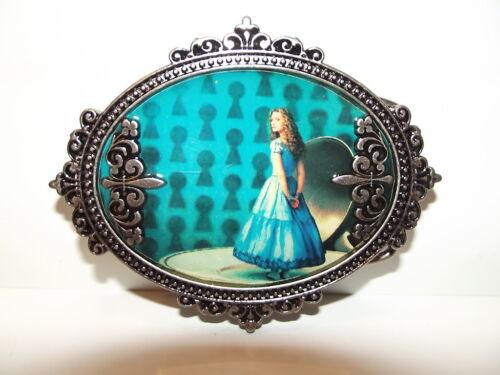 New Belt Buckle Alice In Wonderland 2:Through The Looking Glass Disney
