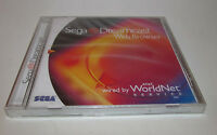 Sega Dreamcast Web Browser (sega Dreamcast, 1999) Brand Factory Sealed
