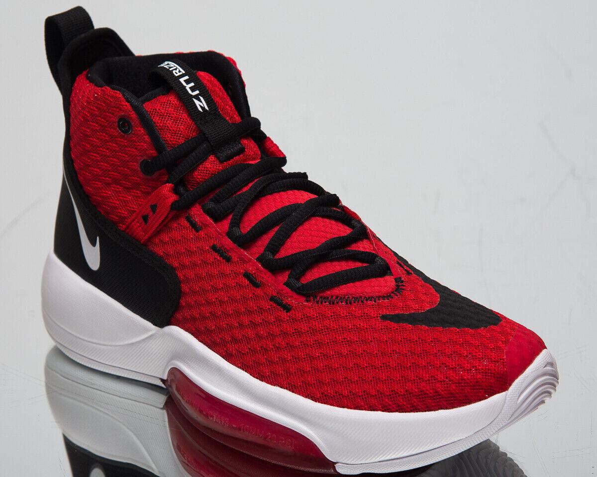 Nike  Zoom Rize TB Mens University rosso Basketball scarpe da ginnastica scarpe BQ5468 -600  prendiamo i clienti come nostro dio
