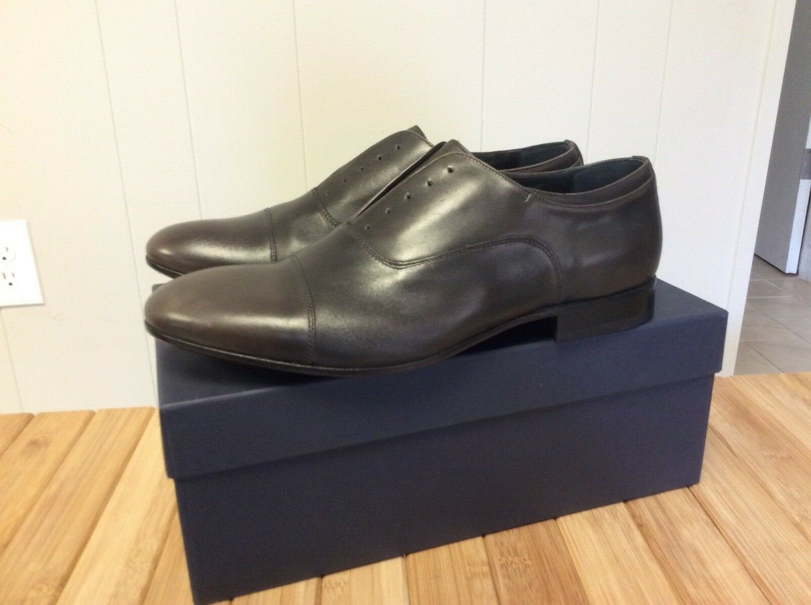 Para hombres zapatos italiano por Guardiani Talla 11