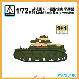 S-model-PS720180-1-72-R35-Light-Tank-Early-Version-1-1-Hot