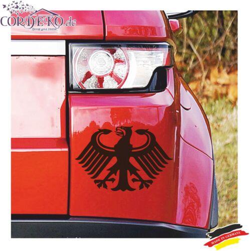 Aquila Federale Auto Stickers Germania Aquila Pellicola Adesivo Decal Bumper Sticker