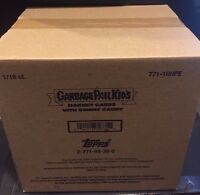 Garbage Pail Kids Topps Factory Sealed 18 Pack Case Magnet Cards & Candy Gpk Ww