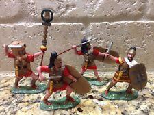 Toy Soldiers 4 Plastic 54mm Roman Republic Legionaries