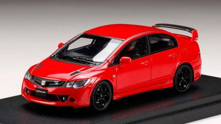 Honda civic fd2 mugen (mark 43 1 43)