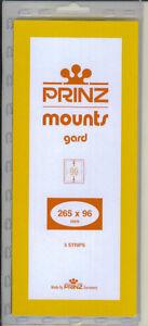 Charmant Package Of 5 Prinz Black Mounts 265 X 96 Prix RéDuctions