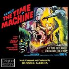 The Time Machine [Original Motion Picture Soundtrack] [Hallmark] by Original Soundtrack (CD, Jan-2012, Hallmark Recordings (UK))