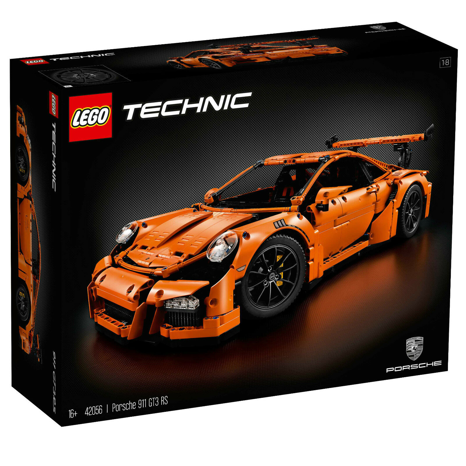 LEGO LEGO LEGO Technic Porsche 911 GT3 RS 42056 model sports car building kit set technics ecaf5a