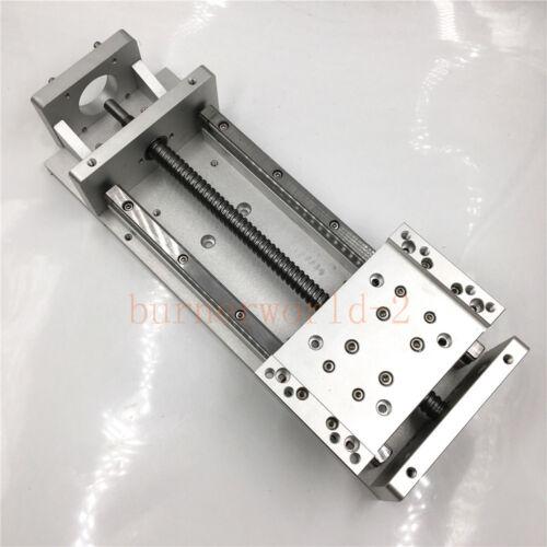 Électrique 400 mm Table Coulissante CNC partie Module SFU1605 CROSS SLIDE linear table