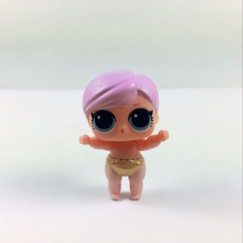 LOL Surprise Dolls lil sister lil great baby Standing Girl Purple Hair Xmas Gift