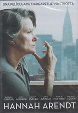 DVD - Hannah Arendt NEW Barbara Sukowa Axel Milberg FAST SHIPPING !