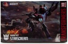 Flame Toys Model Kit Series Transformers Starscream 16cm