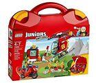 Lego Juniors 10685 Fire Suitcase Construction Toy