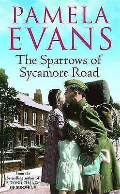 1 of 1 - The Sparrows of Sycamore Road, Pamela Evans | Paperback Book | Acceptable | 9780