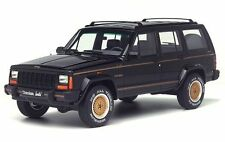 1992 JEEP CHEROKEE LIMITED BLACK LTD 1500PC 1/18 MODEL CAR BY OTTO MODELS OT219