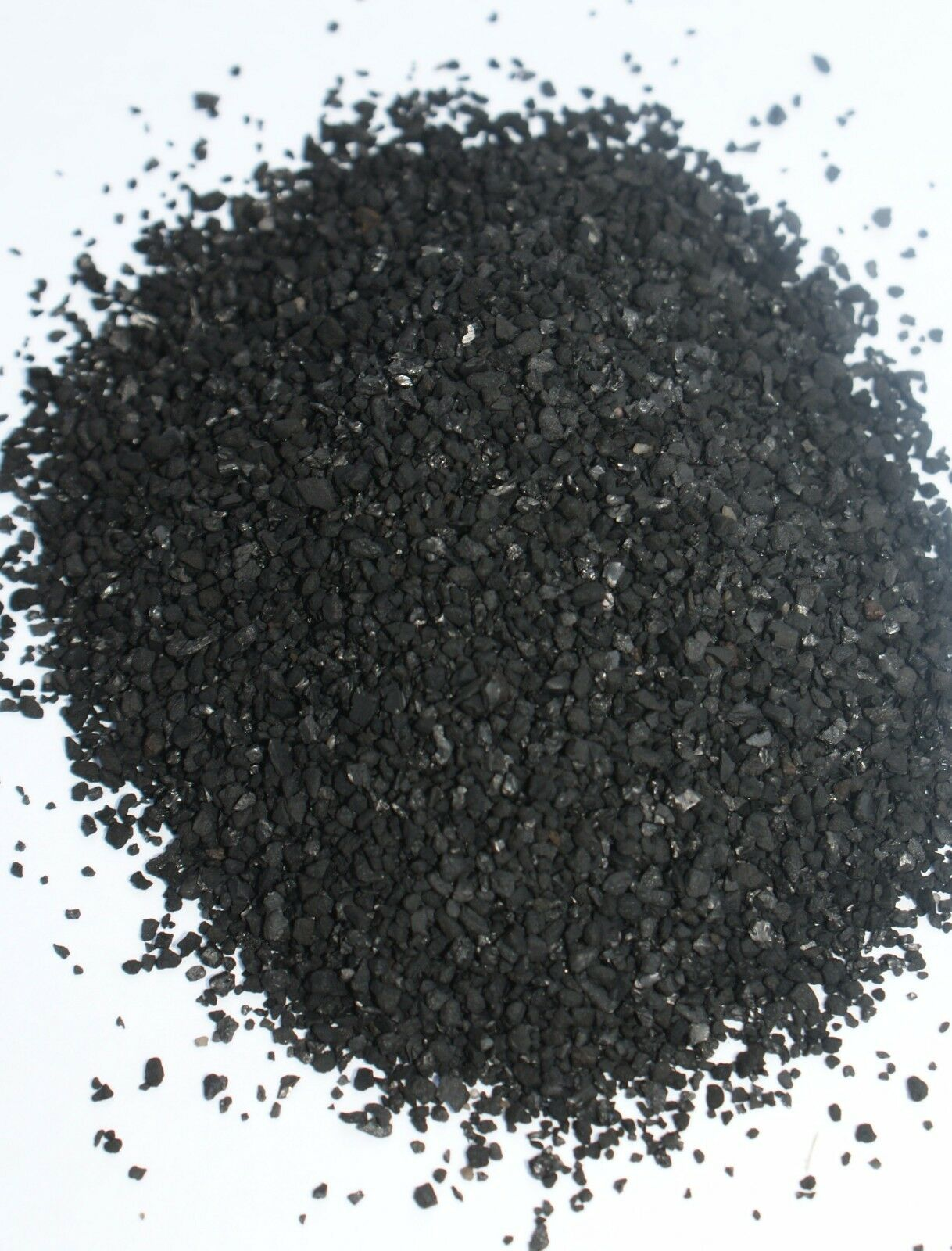 50 LBS. VIRGIN GRANULAR ACTIVATED CARBON 8 X 30 MESH COCONUT SHELL (1)50 LB. BAG