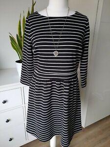 Super tolles Streifen Kleid von BODEN (UK), Gr. 44 - 46 ...
