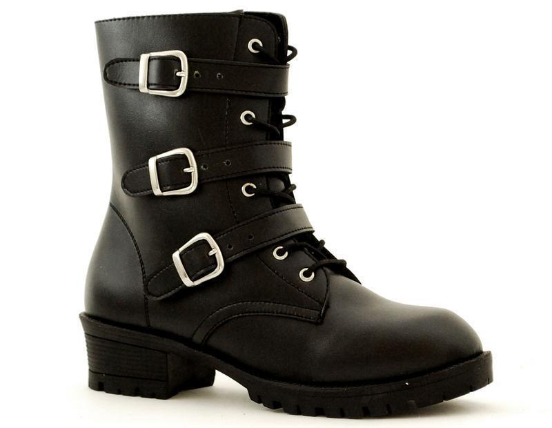 Zapatos especiales con descuento inamagura Gótico 12ba8 agujero 3 LIGUEROS Mujer Ranger