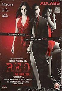 Rot-The-Dunkel-Seite-Celina-Jaitley-Neu-Original-Neu-2DISC-Bollywood-DVD