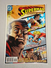 SUPERMAN 80-PAGE GIANT #2 DC COMICS 1999