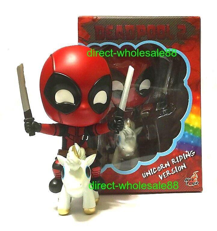 Hot Toys Deadpool Unicorn Riding version Cosbaby Marvel