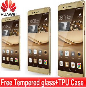 """5.2"""" Huawei P9 Lite/G9 Libre Móviles 3GB+16GB Dual Sim 4G LTE Wifi GPS ORO PHONE"""