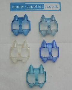 Corgi 267 Batmobile Reproduction Plastique écran Unité ** 5 Couleurs **-afficher Le Titre D'origine