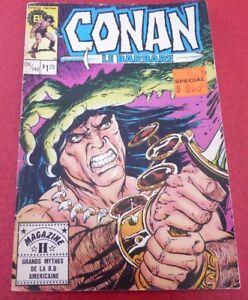 Soft-Cover-French-Heritage-Comic-Book-Conan-Le-Barbare-No-139-140