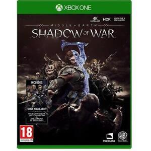 Terra-di-mezzo-Ombra-di-Guerra-Nuovo-Xbox-One-Il-signore-degli-anelli-gioco