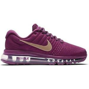 Details about Junior Nike Air Max 2017 Fuschia Trainers 851623 602