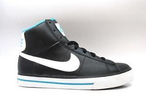 Garçon Filles Classic 018 5 Nike Uk Us pour Sweet Eu Noir 38 367112 High Baskets X14SwqB